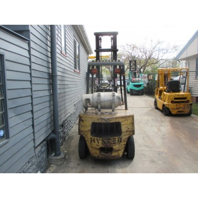Hyster 2.5 ton, LPG, Cheap Used Forklift #1573