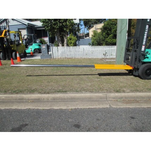 Carpet/Turf Pole-Slip On NEW Forklift Attachment $2,068.00 #A09