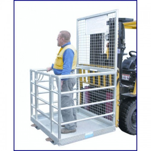 Forklift Safety Cages #A10