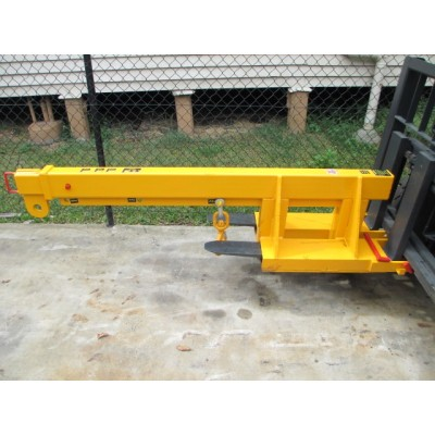 Forklift Jib Fixed Long  #A11FL