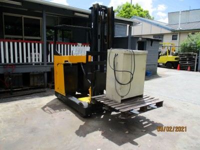 Emeise Ride-On Reach Truck, 1.6 ton Electric #CS255