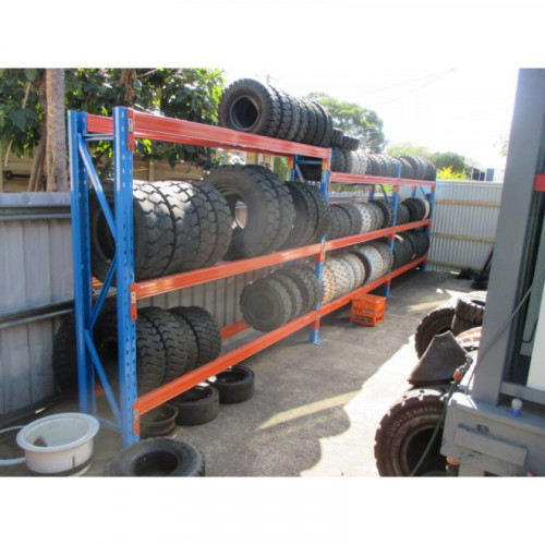 Used Forklift Tyres  #A04